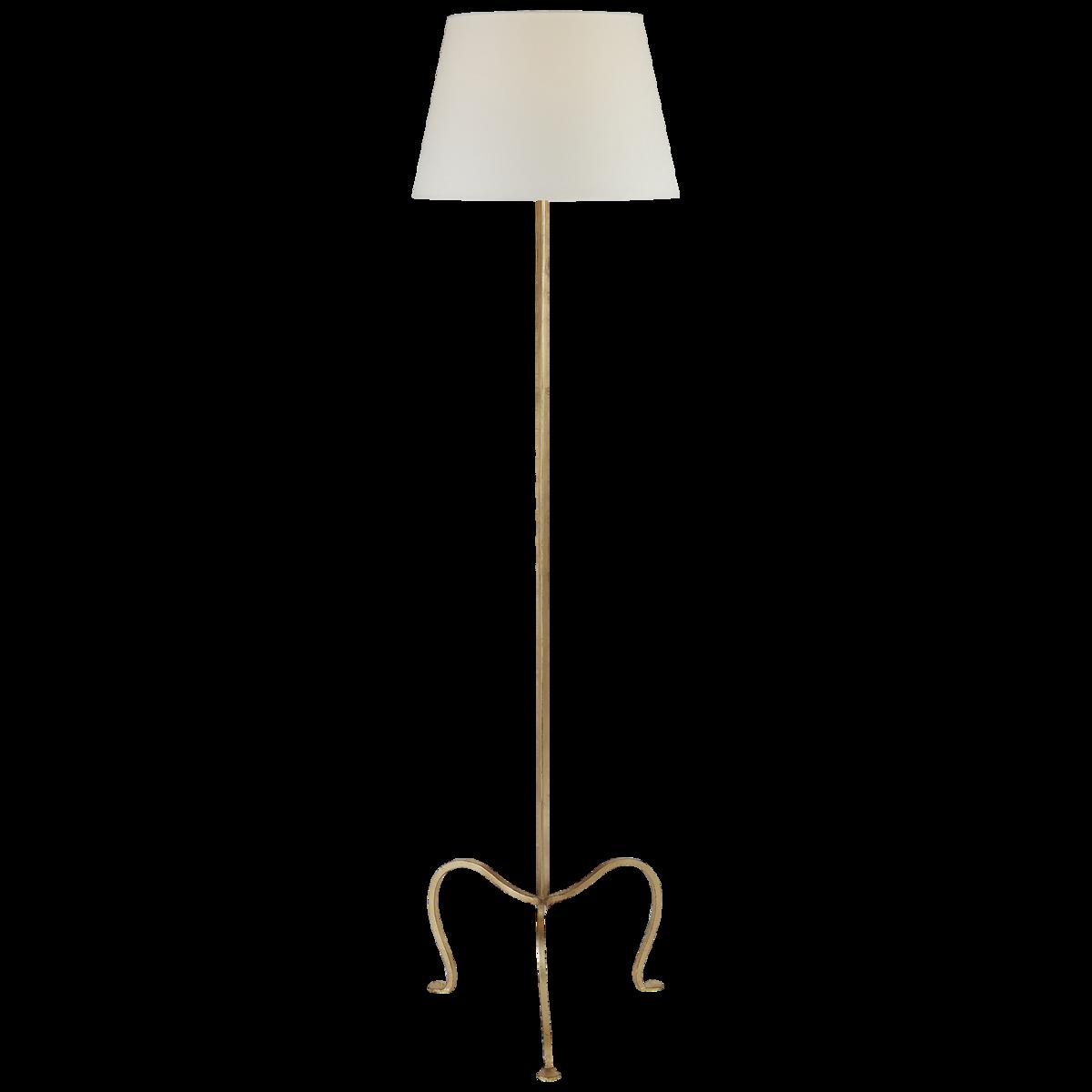 Albert Petite Tri-Leg Floor Lamp