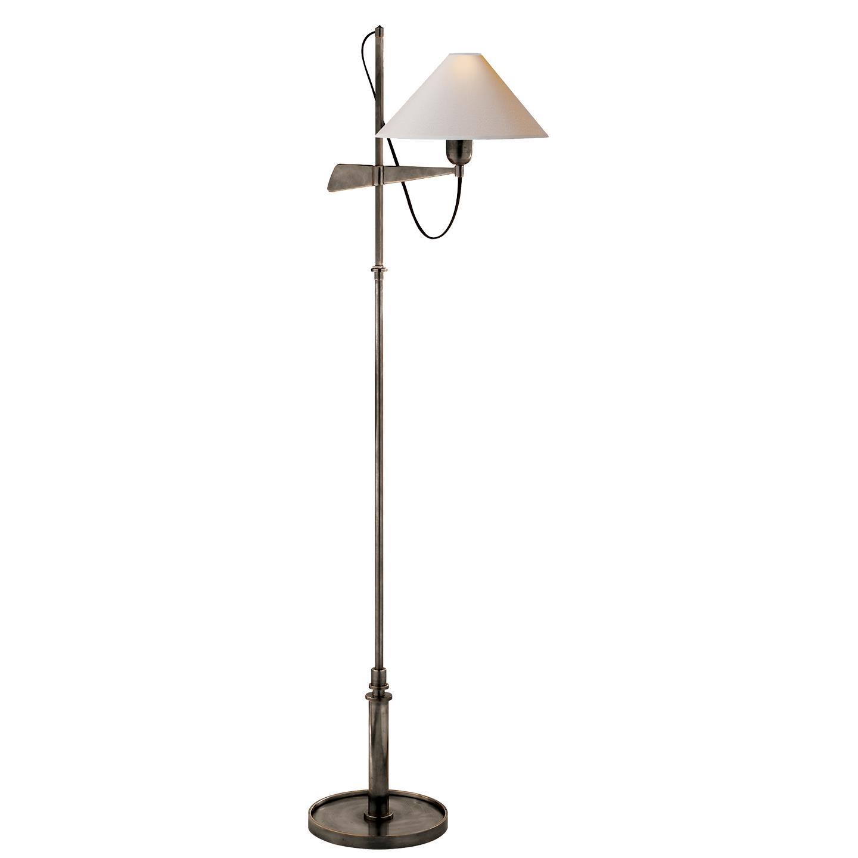 Hargett Bridge Arm Floor Lamp
