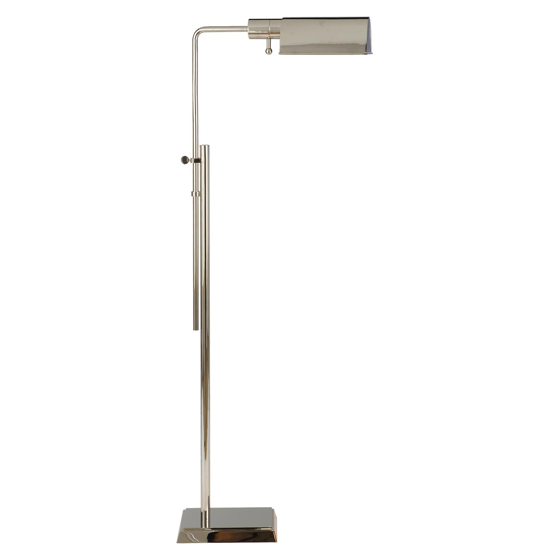 Pask Pharmacy Floor Lamp