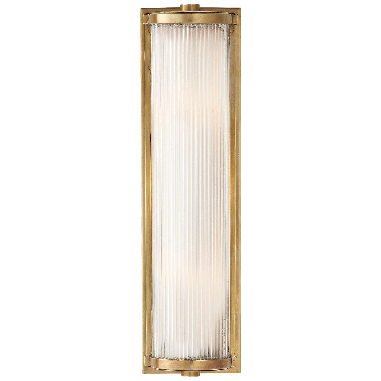 Dresser Long Glass Rod Light