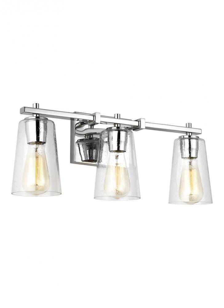 Mercer 3 - Light Vanity