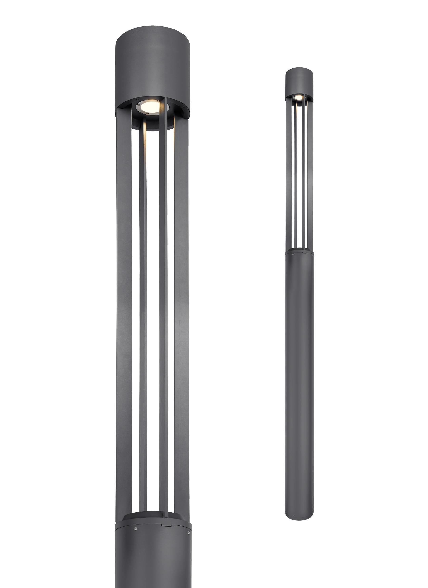 Turbo Outdoor Light Column