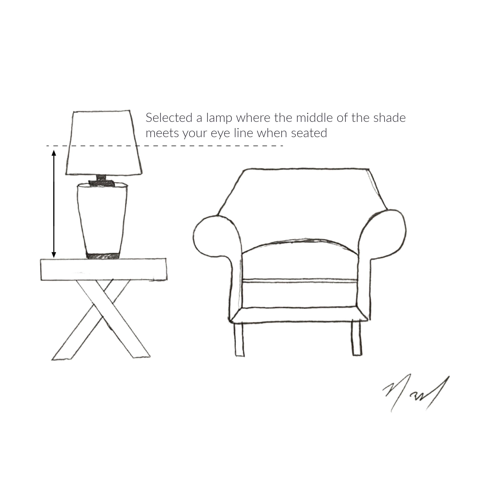 Lamp Chair Tip